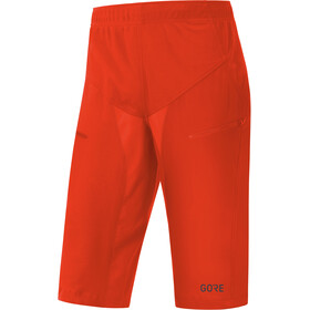 GORE WEAR C5 Trail Short coupe-vent Homme, orange.com